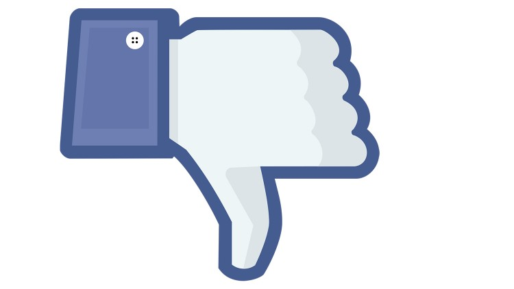 Facebook 'Dislike' button is on its way!