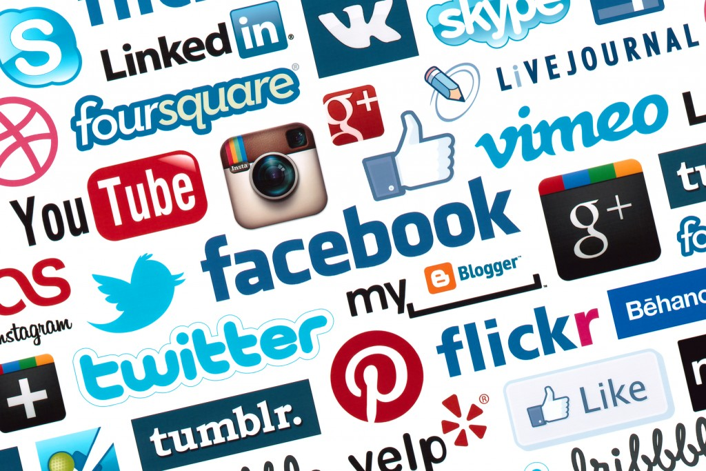 Social Media: choosing wisely, and making the most of what's available