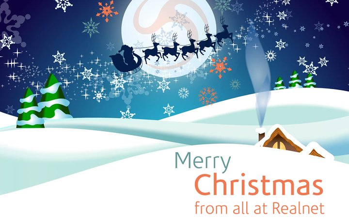 Merry Christmas from Realnet